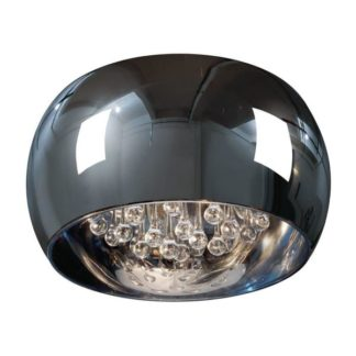30898 ceiling lamp chrome 4x42W 230V