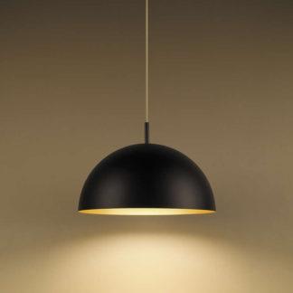 41228 Apollo pendant LED black 1x10W SEL